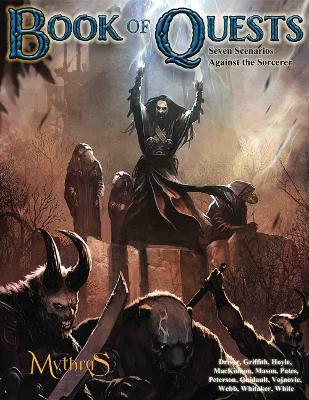 Book of Quests: Seven Scenarios Against the Sorcerer (Paperback)