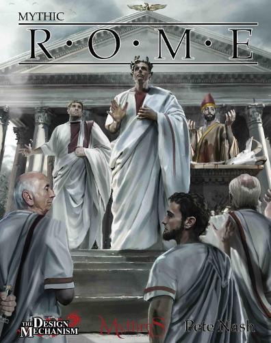 Mythic Rome (Hardback)