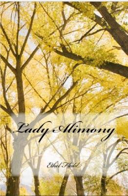 Lady Alimony (Paperback)
