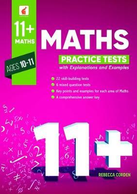 Foxton's 11 Plus Maths Practice Tests (Paperback)