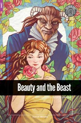 Beauty and the Beast - Foxton Reader Level-2 (600 Headwords A2/B1) with free online AUDIO (Paperback)