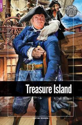Treasure Island - Foxton Reader Level-2 (600 Headwords A2/B1) with free online AUDIO (Paperback)