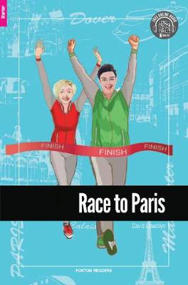 Race to Paris - Foxton Reader Starter Level (300 Headwords A1) with free online AUDIO (Paperback)