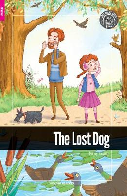 The Lost Dog - Foxton Reader Starter Level (300 Headwords A1) with free online AUDIO (Paperback)