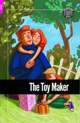 The Toy Maker - Foxton Reader Starter Level (300 Headwords A1) with free online AUDIO (Paperback)