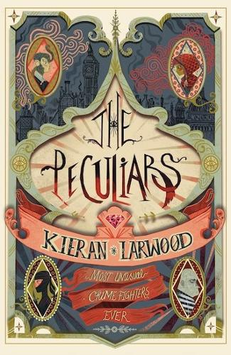 The Peculiars (Paperback)