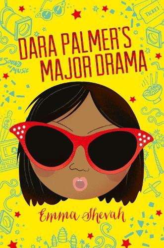 Dara Palmer's Major Drama (Paperback)