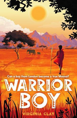 Warrior Boy (Paperback)