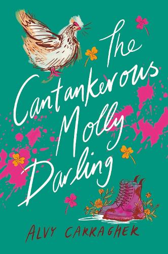 The Cantankerous Molly Darling (Paperback)
