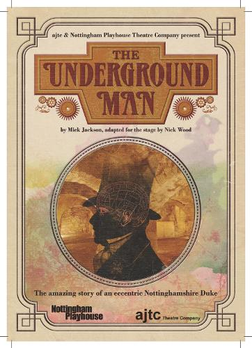 The Undergound Man (Paperback)