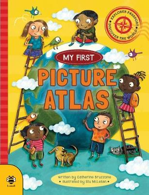 Picture Atlas - My First... (Paperback)