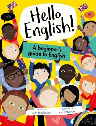 A Beginner's Guide to English - Hello English! (Paperback)