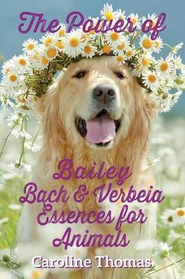 The Power of Bailey, Bach & Verbeia Essences for Animals (Paperback)