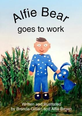 Alfie Bear Goes to Work (Paperback)