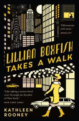 Lillian Boxfish Takes a Walk (Paperback)