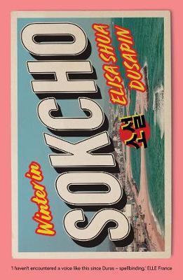 Winter in Sokcho (Paperback)