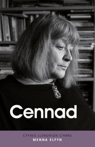 Cyfres Llenorion Cymru: 3. Cennad (Hardback)