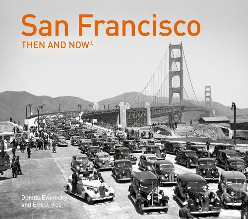 San Francisco Then and Now Compact (Paperback)
