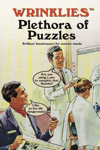 Wrinklies Plethora of Puzzles (Hardback)