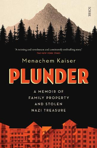 Plunder: a memoir of family property and stolen Nazi treasure (Paperback)