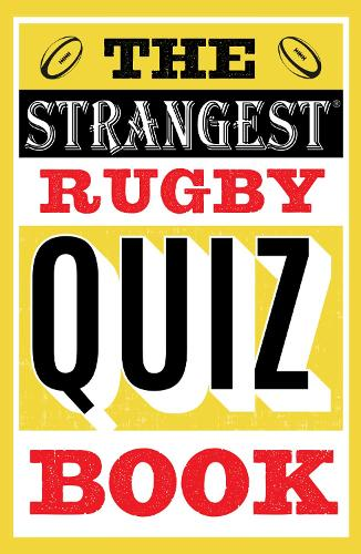 The Strangest Rugby Quiz Book (Paperback)