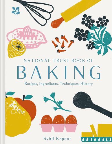 National Trust Book of Baking (Hardback)