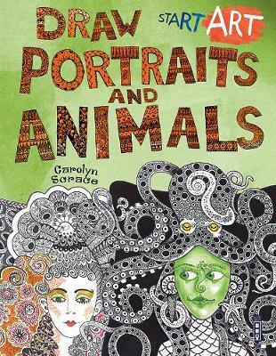 Start Art: Portraits & Animals - Start Art (Paperback)