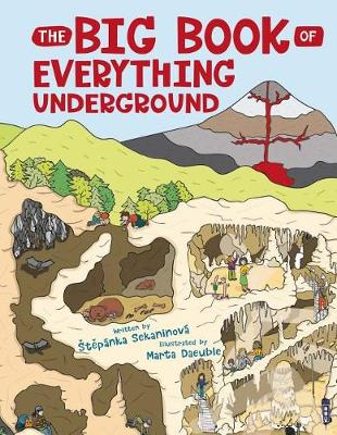 The Big Book Of The Underground - The Big Book Of... (Hardback)