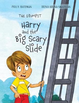 The Grumpit, Harry and the big scary Slide - The Grumpit Series 1 (Paperback)