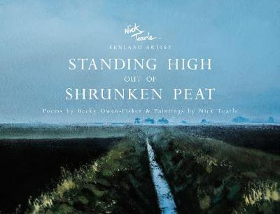 Standing high out of shrunken peat (Paperback)