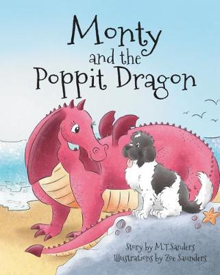 Monty and the Poppit Dragon (Paperback)