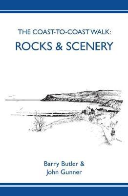 The Coast-to-Coast Walk: Rocks & Scenery (Paperback)