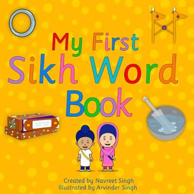 My First Sikh Word Book (Board book)