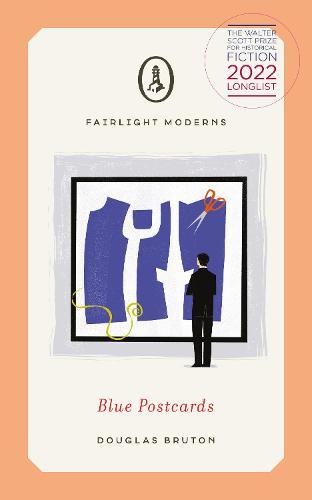 Blue Postcards - Fairlight Moderns (Paperback)