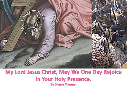 My Lord Jesus Christ, May We One Day Rejoice In Your Holy Presence. (Paperback)