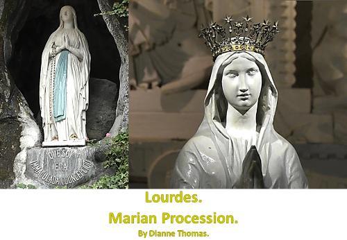 Lourdes. Marian Procession. 2018 (Paperback)