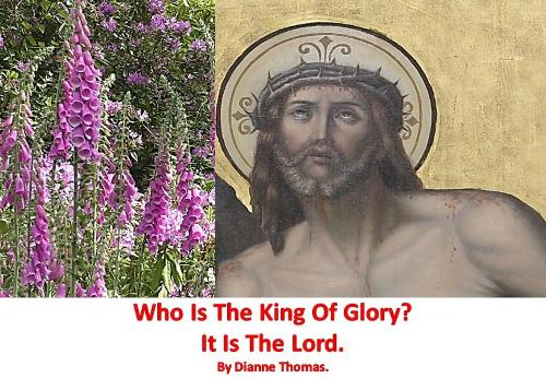 Who Is The King Of Glory? It Is The Lord. (Paperback)