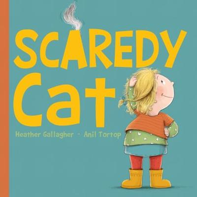 Scaredy Cat (Hardback)