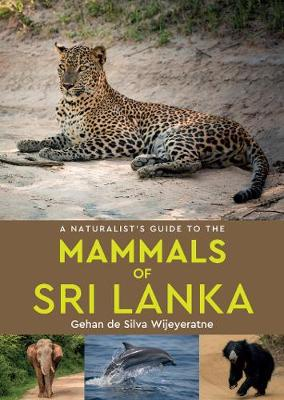 A Naturalist's Guide to the Mammals of Sri Lanka - Naturalist's Guide (Paperback)