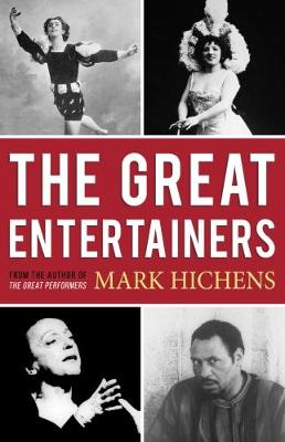 The Great Entertainers (Hardback)