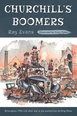 Churchill's Boomers (Paperback)