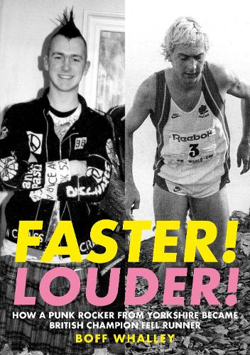 Faster! Louder! by Boff Whalley   Waterstones