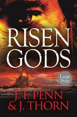 Risen Gods: Large Print (Paperback)