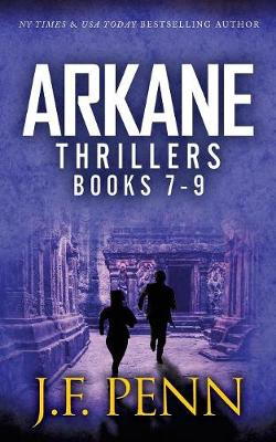 Arkane Thriller Boxset 3: One Day in New York, Destroyer of Worlds, End of Days (Paperback)