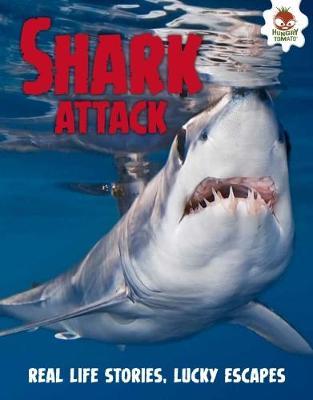 Shark! Shark Attack (Paperback)