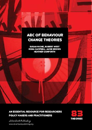ABC of Behaviour Change Theories (Paperback)