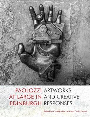 Paolozzi at Large in Edinburgh (Paperback)