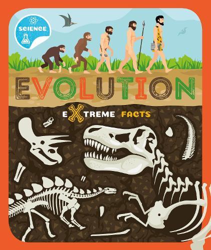 Evolution - Extreme Facts (Hardback)