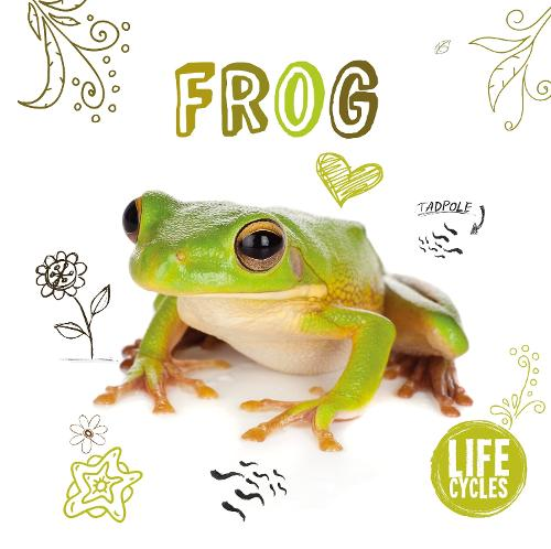 Frog - Life Cycles (Paperback)