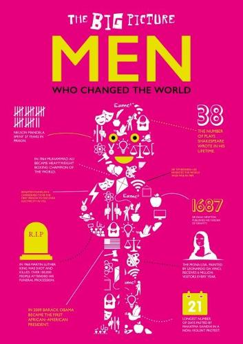 Men Who Changed the World - The Big Picture (Hardback)
